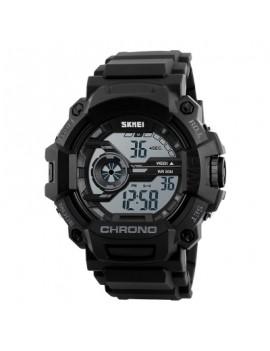 Mens Digital Date Waterproof LED Military Army Sport Wrist Watch