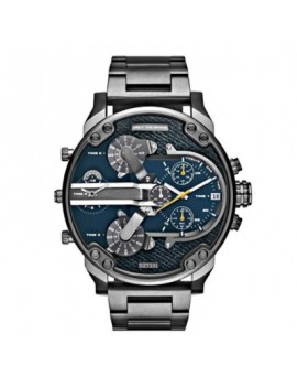 Brand Luxury Wristwatch Military Clock Sport Big Dial Stainless Steel Business Metal Watch Bracelets