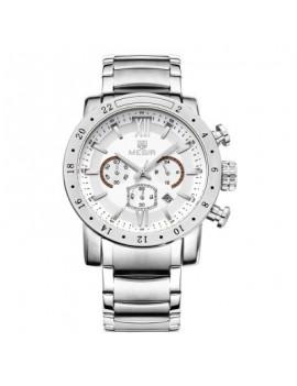 MEGIR 3008 Quartz Male Watch Date Function