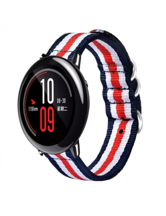 22mm Canvas Replacement Wristband